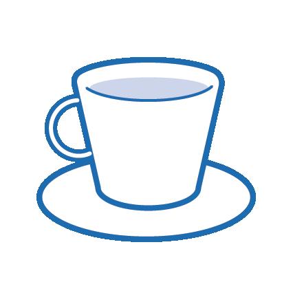 Sachet café